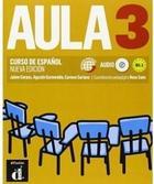 učebnice španělštiny Aula Nueva Ed. 3 - Libro del alumno + CD