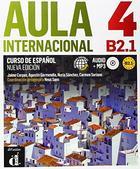 učebnice španělštiny Aula Internacional 4 Nueva edición