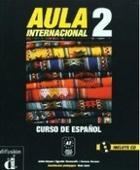 učebnice španělštiny Aula Internacional 2