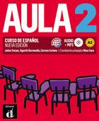 učebnice španělštiny Aula 2