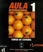 učebnice španělštiny Aula Internacional 1