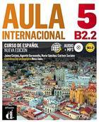učebnice španělštiny Aula 5 internacional nueva edición