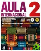 učebnice španělštiny Aula Internacional 2 Nueva Edicion