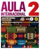 učebnice španělštiny Aula Internacional 2 nueva edición