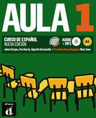 učebnice španělštiny Aula 1