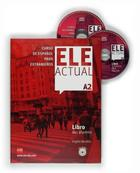 učebnice španělštiny ELE ACTUAL A2
