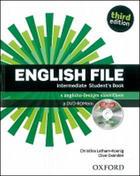 učebnice španělštiny English File Intermediate 3rd Edition