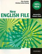 učebnice španělštiny New English File Intermediate
