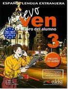 učebnice španělštiny Nuevo VEN 3