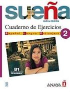 učebnice španělštiny Sueña 2 libro del alumno (nivel medio)