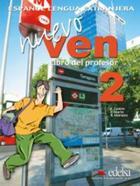 učebnice španělštiny Nuevo Ven 2