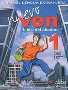 učebnice španělštiny Ven Nuevo 1