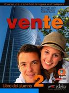 učebnice španělštiny Vente 2 libro del alumno