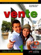 učebnice španělštiny Vente 1 libro del alumno