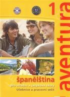 učebnice španělštiny Aventrura