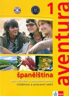 učebnice španělštiny Aventura 1