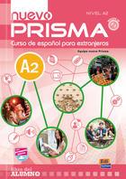 učebnice španělštiny Nuevo Prisma A2 - Libro del alumno