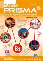 učebnice španělštiny nuevo Prisma B1 - Libro del alumno