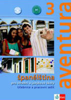 učebnice španělštiny Aventura 3