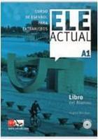 učebnice španělštiny ELE ACTUAL A1