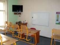 Učebna HANNAH SCHOOL