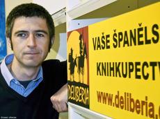 Luis Ochoa - Učitel španělštiny - Praha 8
