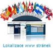 Lokalizace www stránek