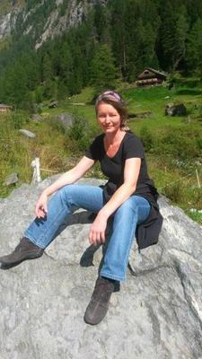 Mgr. Eva Šulcová, Východní Tyrolsko, Stoanalm, září 2014