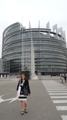 Tlumočení v Evropském parlamentu ve Štrasburku