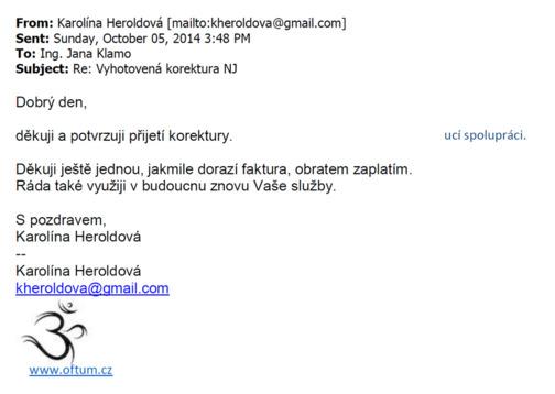 Překladatelna.cz - Překladatelská agentura - Dolní Břežany - ilustrační foto