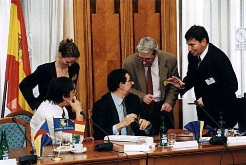 MPO ČR, workshop ke španělskému elektroenergetickému zákonu, r. 1998
