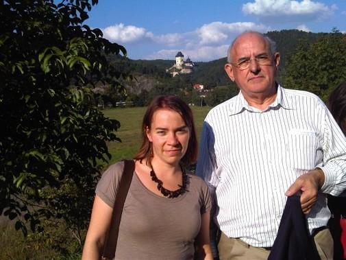 S (bývalým) ministrem obrany Brazílie, panem Nelsonem Jobim - doprovodné a konsekutivní tlumočení