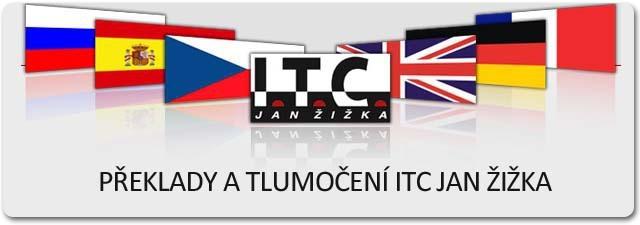 Překladatelská agentura I. T. C. - Ing. Jan Žižka Praha 2